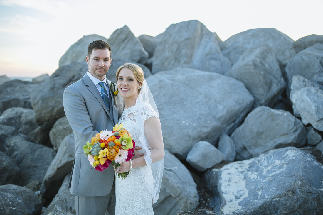 Beach wedding picture, fort zachary taylor, destination wedding, weddings by romi