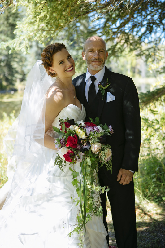 Aspen wedding picture, country wedding, destination wedding, first look pictures