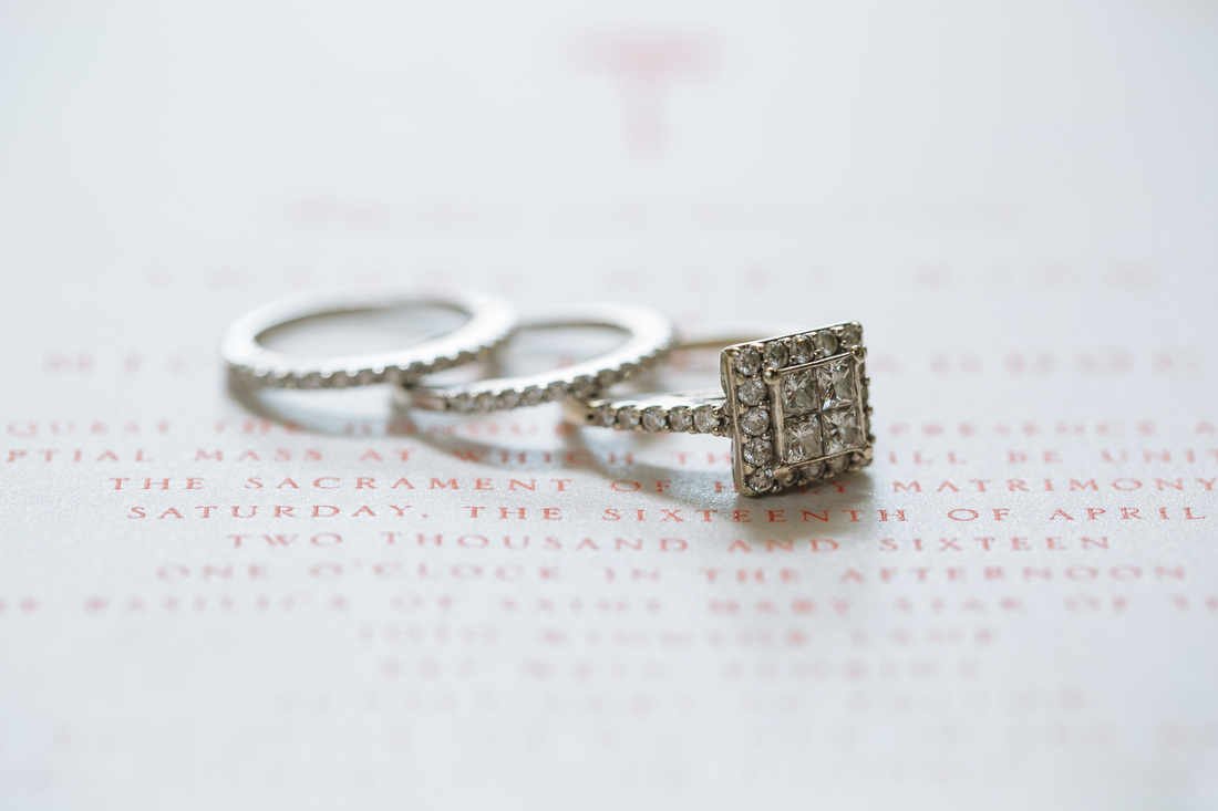 wedding ring picture, wedding details picture, weddings by romi, key west wedding photography