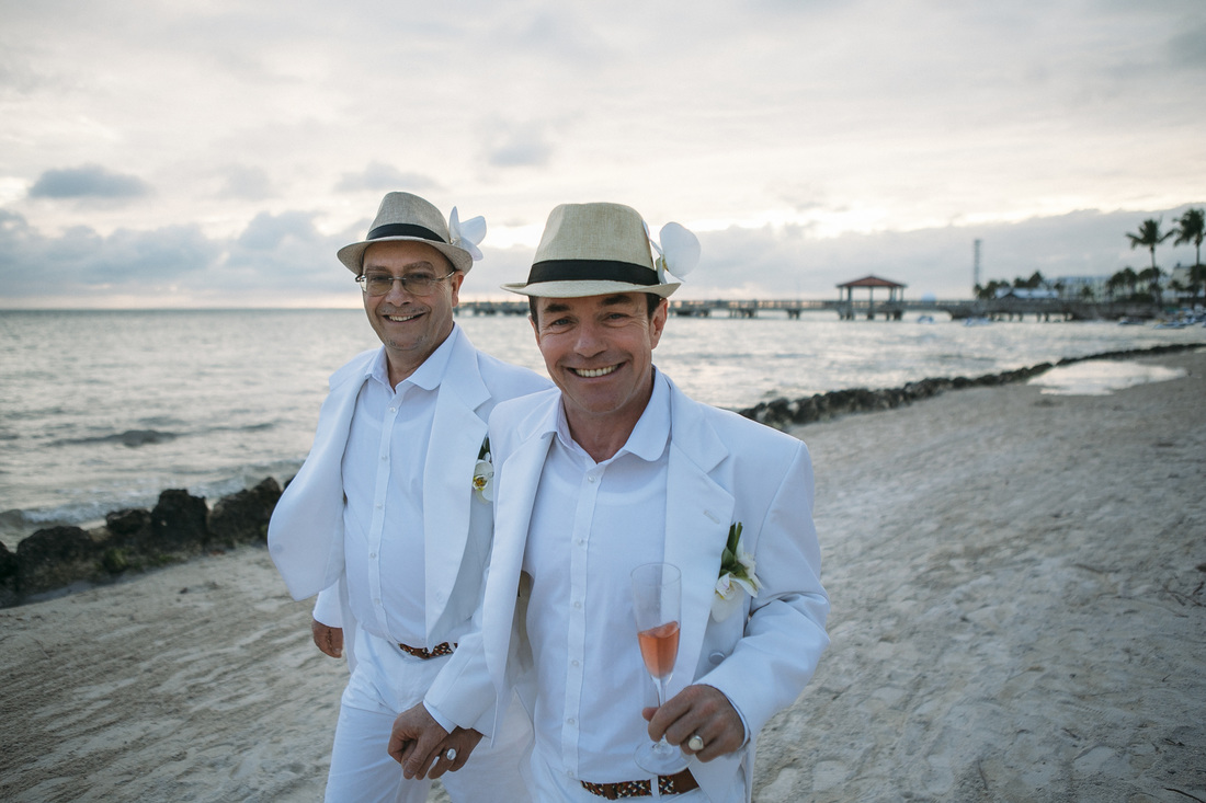 gay wedding, destination wedding location for gay couples, key west wedding,