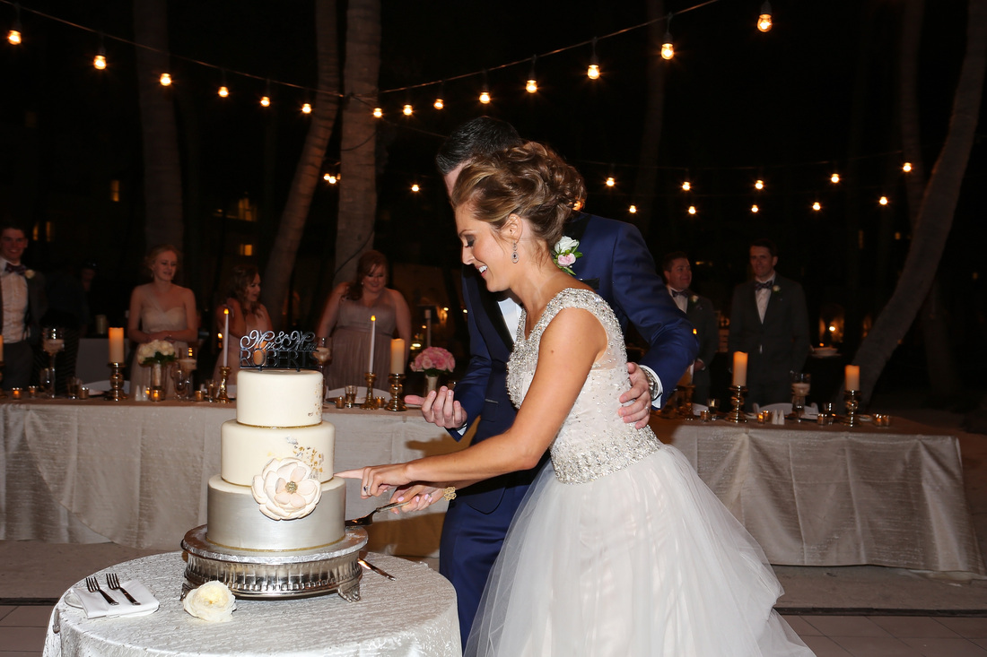 Cake cutting Picture