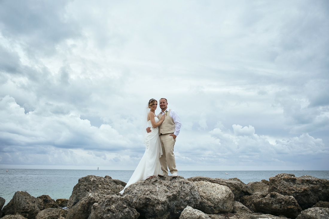 Fort Zachary Picture Wedding At Beach Key West Weddings By Romi