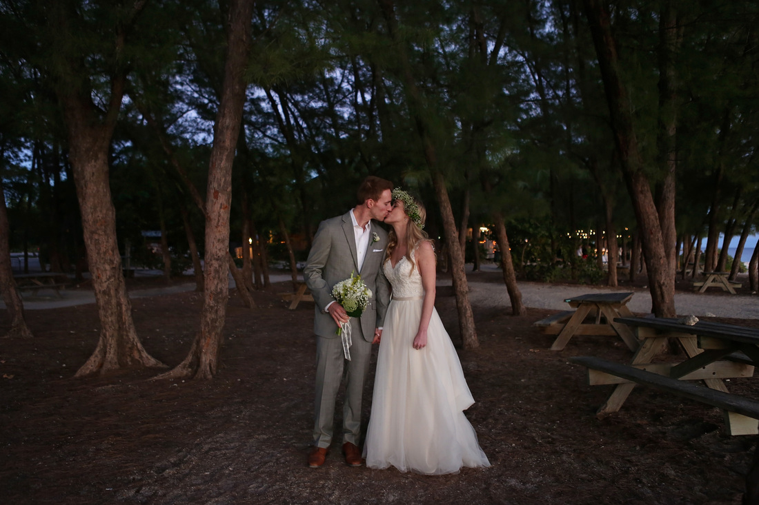 Destination Wedding In Florida Keys Fort Zachary Taylor State Park