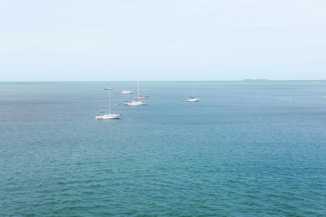 Key West ocean view Picture, Marriott Beach Side Photo