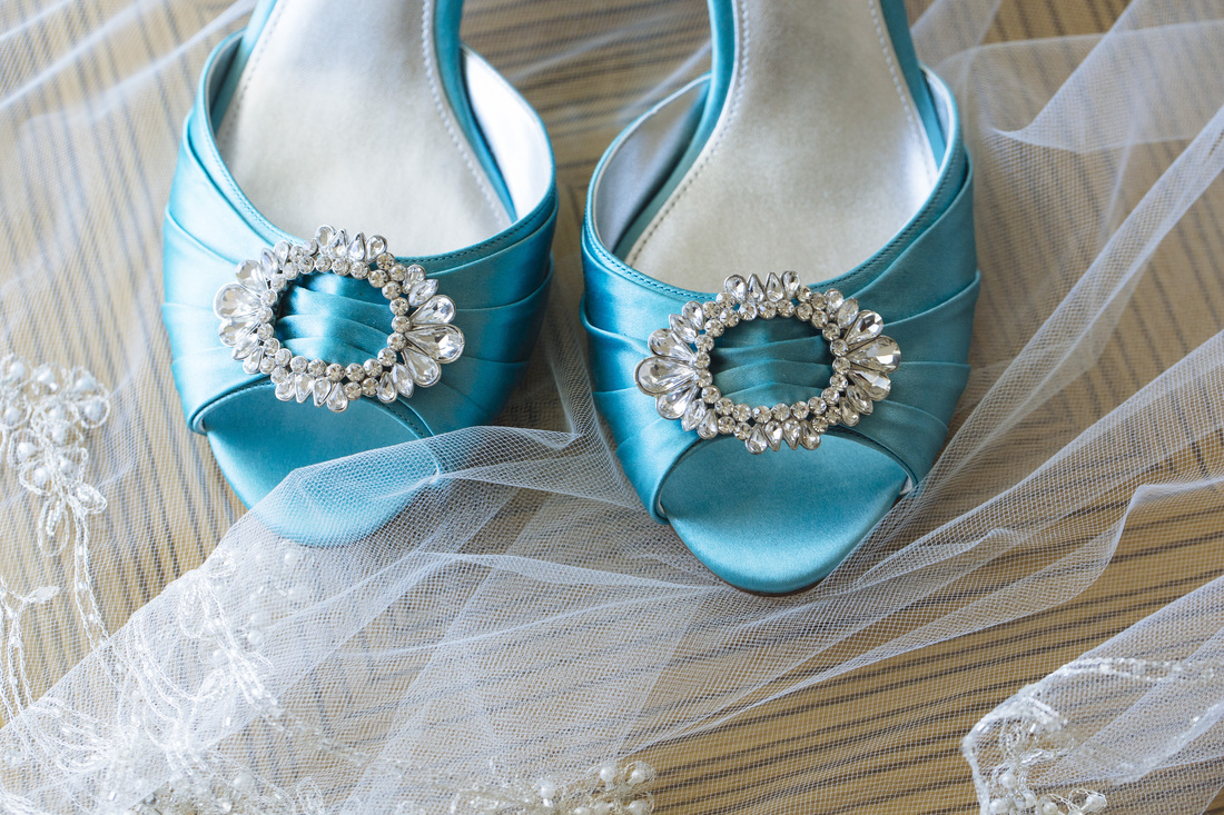 wedding shoes Picture,Wedding Gown Picture, the reach resort wedding, waldorf astoria wedding,