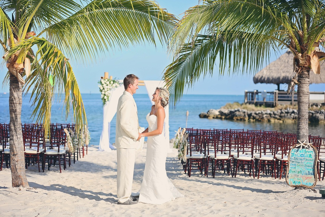 first look, yacht club wedding, key west wedding photography, key west wedding photographers, key west wedding photographer, wedding photography, destination wedding, beach wedding, tropical wedding inspiration,