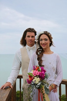 groom and bride wedding photos, beautiful bride and handsome groom, key west wedding ideas
