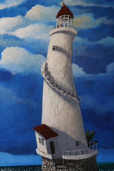lighthouse painting, yacht club wedding, key west wedding photography, key west wedding photographers, key west wedding photographer, wedding photography, destination wedding, beach wedding, tropical wedding inspiration,