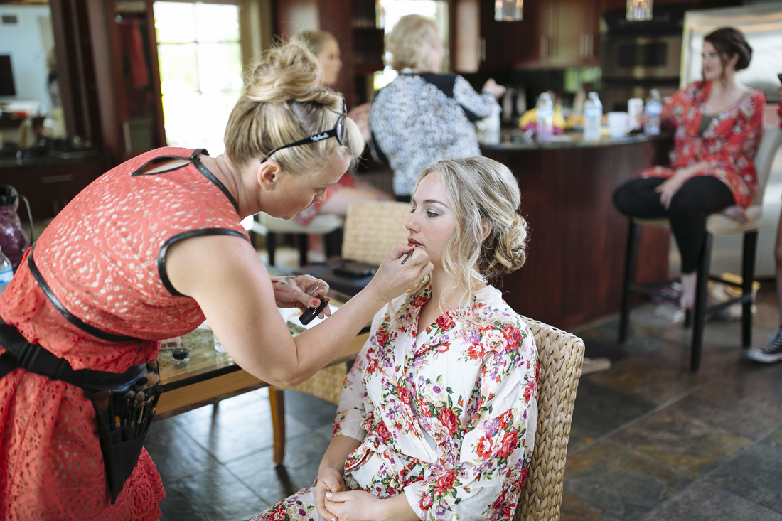 Getting ready pictures, Key West make up artist, weddings by romi,