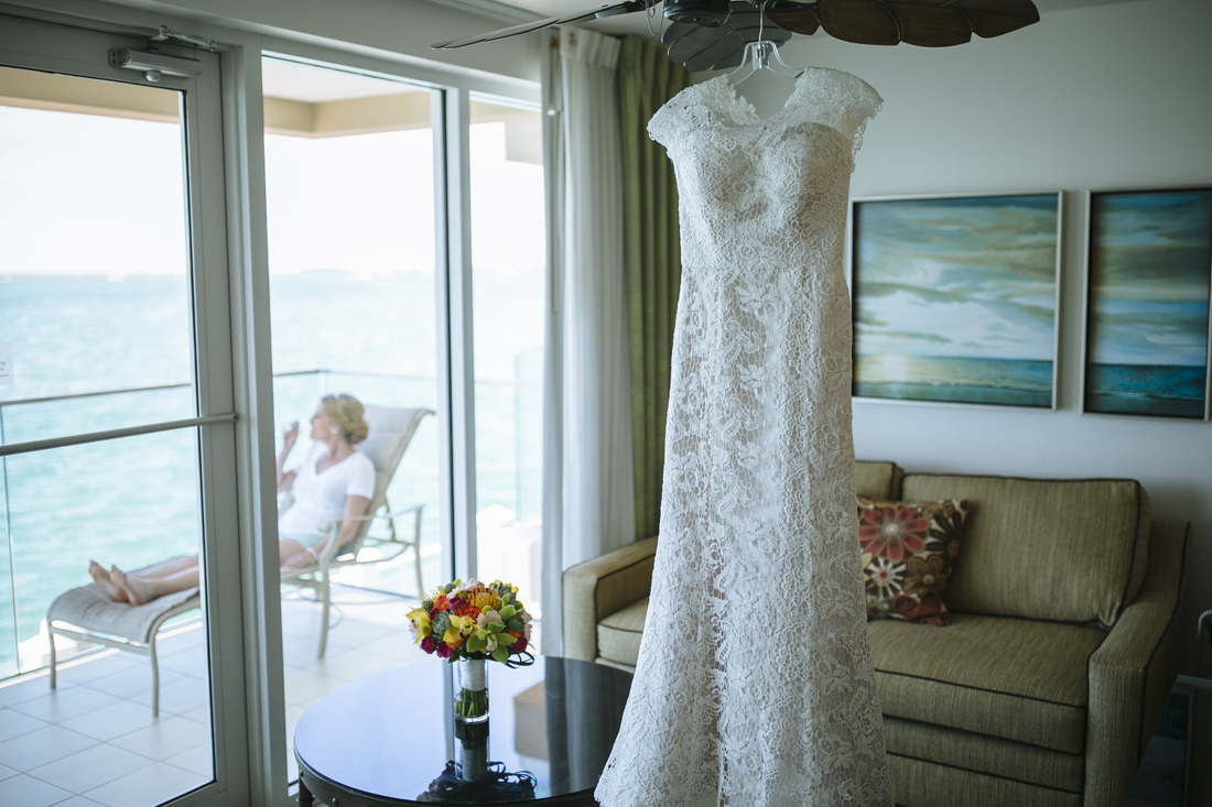 Pier House Resort Picture, Weddings By Romi, Wedding Dress Picture,