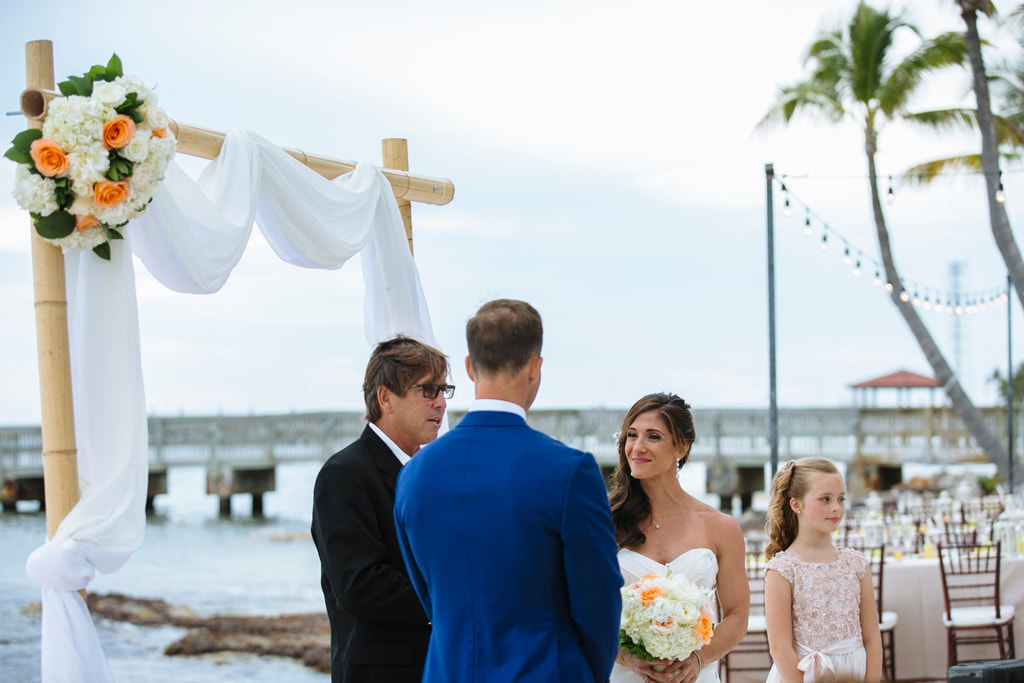 Casa Marina Wedding, Casa Marina Resort, Weddings By Romi, Key West, Key West wedding venue, beach wedding, destination wedding, key west wedding photographer, key west wedding photography, florida keys photographer, florida keys wedding, wedding inspiration, wedding ceremony