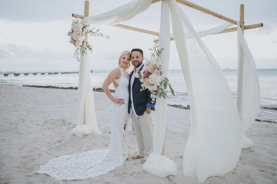 Casa Marina Wedding Beach Weddings By Romi Key West Photographer